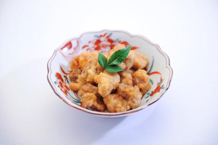 鶏のぽん酢yuko風味